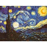 Vincent Van Gogh (The Starry Night) Poster Art Print