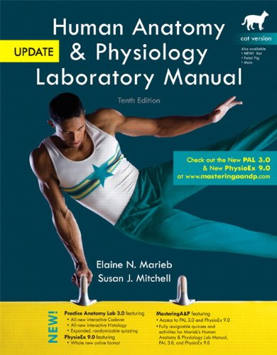 Human Anatomy & Physiology Laboratory Manual, Cat...