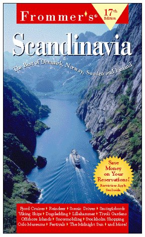 Frommer's Scandinavia (Frommer's Complete Travel Guides)