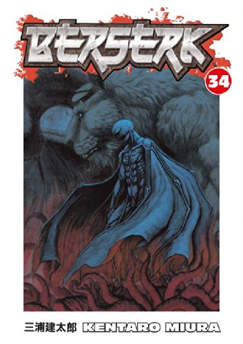 Berserk, Vol. 34, by Kentaro Miura