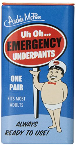 Accoutrements Emergency Underpants - 1
