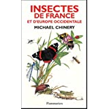 Insectes de France et d'Europe occidentalepar Michael Chinery