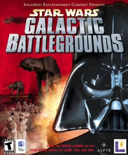 Star Wars Galactic Battlegrounds (Mac)