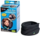 Caldera Releaf Neck Rest, Regular, Black