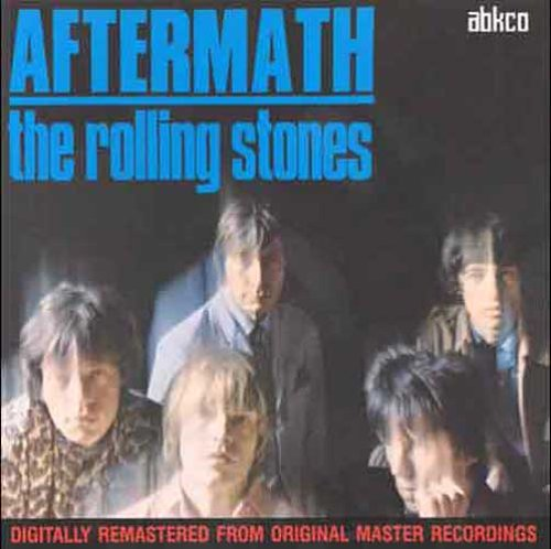 Rolling Stones - Aftermath: UK Version [VINYL] - Zortam Music