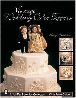 Vintage Wedding Cake Decorations Uk : VINTAGE WEDDING CAKE TOPPERS: Amazon.co.uk: PENNY ...