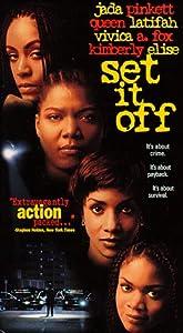Set It Off [VHS]