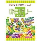 杉本屋製菓 野菜ゼリーミックス 22g×21個×8袋