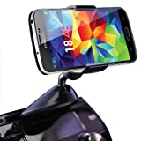 Koomus CD-Eco Universal CD Slot Smartphone Car Mount Holder Cradle for Samsung Galaxy S5 S4 S3 Galaxy Note 3 Note 2 iPhone 6 6+ 5S 5C 5 4S 4 iPod Touch