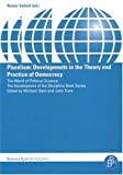 Pluralism: Developments in the Theory and Practice of Democracy (The World of Political Science) (3866490283) by Eisenberg, Avigail