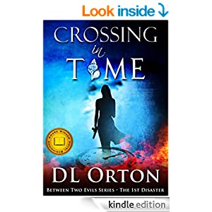 Amazon.com: Crossing In Time (Between Two Evils Book 1)