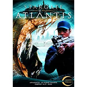 Stargate Atlantis - Saison 1, Volume 3