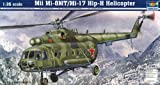 Trumpeter 1/35 Scale Mil Mi17 Hip-H Russian Helicopter