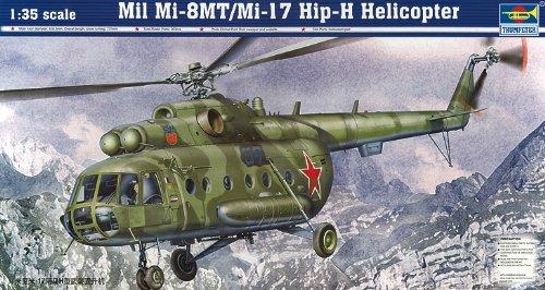 Trumpeter 05102 - Mil Mi-8MT/Mi-17 Hip-H Helicopter