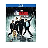 The Big Bang Theory: Season 4 [Blu-ray] ~ Johnny Galecki