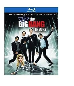 The Big Bang Theory: Season 4 [Blu-ray]