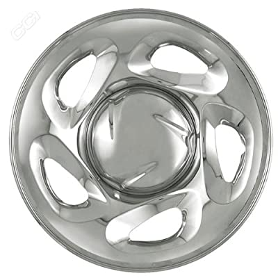 Coast To Coast IWCIMP19X 16 Inch Chrome Wheelskins With 5 Directional Openings - Pack Of 4