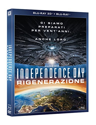 Independence Day: Rigenerazione (Blu-Ray 3D + Blu-Ray)