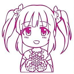 タニエバー アイドルマスター シンデレラガールズ スタンプ 緒方智絵里 TSK-75063 ピンク