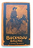 img - for Buckaroo Ballads book / textbook / text book