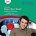 Brave New World - Huxley Lektürehilfe. PONS Lektürehilfe - Brave New World - Aldous Huxley | Konrad Fischer