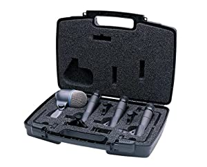 Shure DMK57-52 Drum Microphone Kit by Shure Incorporated