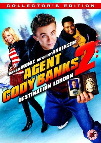 Agent Cody Banks 2: Destination London [Reino Unido] [DVD]