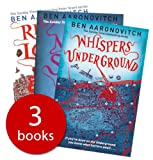 Ben Aaronovitch Collection - 3 Books (Rivers of London, Moon Over Soho, Whispers Under Ground)
