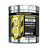 Cellucor C4 Extreme Pre-workout W/NO3 Green Apple 60 Servings 330g