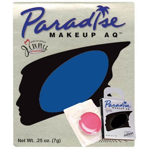 Paradise Makeup AQ Refill Dark Blue - 1