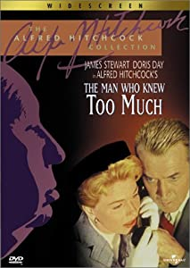 "Cover of ""The Man Who Knew Too Much"""