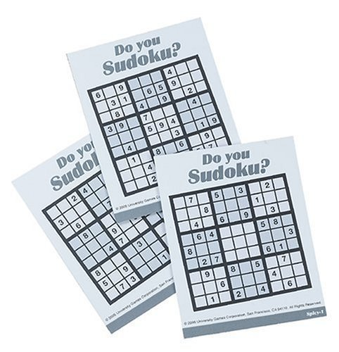 Cheap Fun Sudoku Card Game (B0037BJWLW)