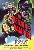 The Return of the Vampire (Sous-titres français)