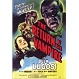 Return of Vampire [DVD] [1943] [Region 1] [US Import] [NTSC]by Bela Lugosi