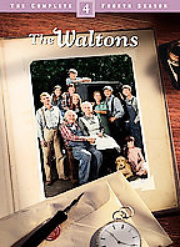 The Waltons - Season 4 - Complete [DVD]