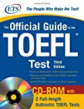 img - for The Official Guide to the TOEFL iBT with CD-ROM, Third Edition book / textbook / text book