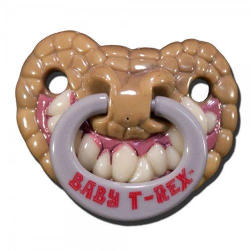 Original Usa Billy Bob T-Rex Pacifier By Preciastore front-959612