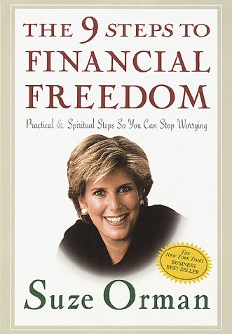 The 9 Steps to Financial Freedom, Orman, Suze