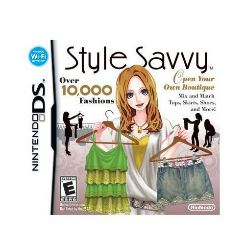New+Nintendo+Style+Savvy+Entertainment+Nintendo+Ds+Excellent+Performance+High+Quality