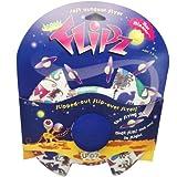 ラングスジャパン(RANGS) フリップス ブルー きりもみ飛行フライングディスク
