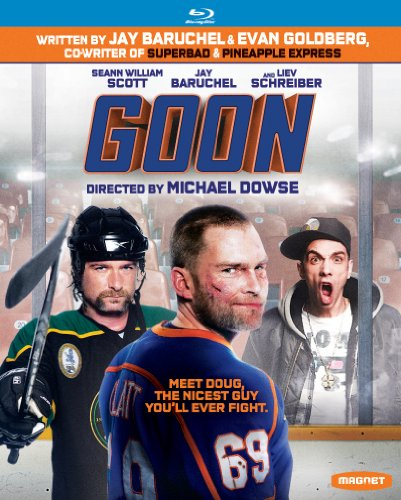Cover art for  Goon [Blu-ray]