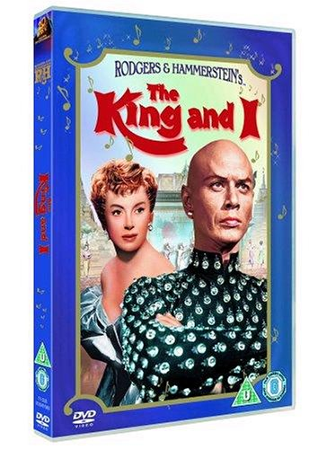 The King And I Sing-Along Edition (1 Disc) [DVD]