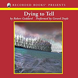 Dying To Tell Hörbuch