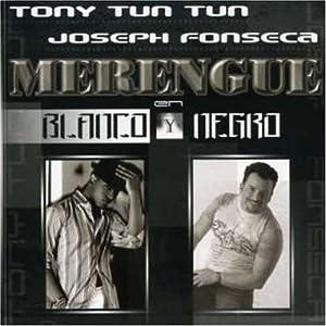Merengue En Blanco Y Negro