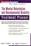 img - for The Mental Retardation and Developmental Disability Treatment Planner book / textbook / text book