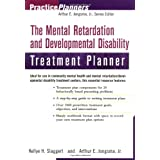 The Mental Retardation and Developmental Disability Treatment Planner ~ Arthur E. Jongsma