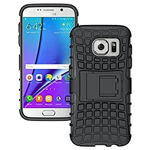 STYLE CASE BACK COVER FOR SAMSUNG GALAXY S7 BLACK