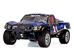 Redcat Racing Nitro Vortex SS Rally Truck with 2.4 GHz Radio (1/10 Scale)