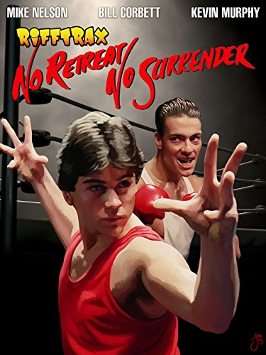 RiffTrax: No Retreat, No Surrender