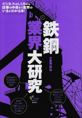 鉄鋼業界大研究